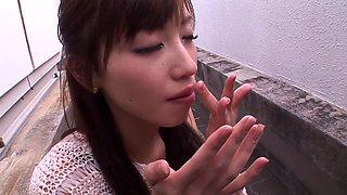 Miyuki Yokoyama in Semen Sucking Vacuum Fellatio part 1.4