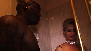 Busty Ryan Conner Gets DPd by Black Dicks - Cuckold Sessions