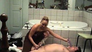 CFNM femdom with my mistress Molly