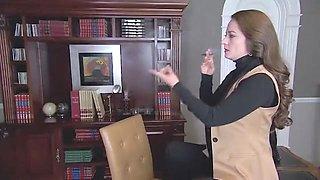 Crazy amateur Brunette, Fetish sex clip