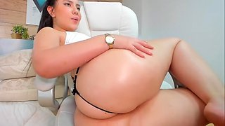 Novinha big ass