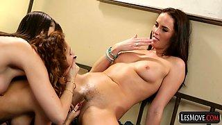 Lesbian Passion to Dark Haired Sluts Licking Love Compilation April O'Neil, Dana DeArmond, Bianca Breeze, Melissa Moore, Valentina Nappi
