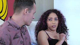 Osa Lovely in Voyeur House Part 02 - BabesNetwork