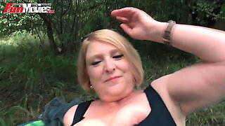 German housewife loves fucking in a public hard