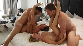 Swingers, Couple Exchange Foursome (new Year Special)l
