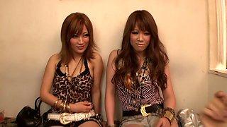 AIKA, Azusa Maki in West GAL Double Cast part 1.3