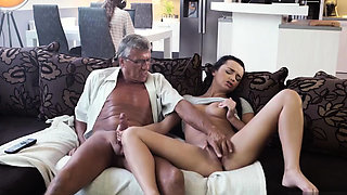 Italian dad and friend's daughter What would you prefer -