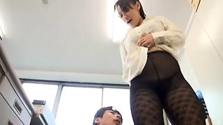 Face Sitting Pissing Holy Water Masturbation Office