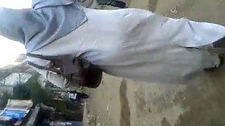 egyption ass hidden cam street