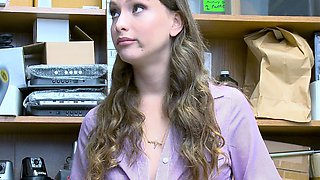 ShopLyfter - Cute Teen Caught Stealing Vibrators