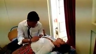 Indian first time college girl romance