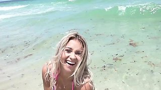 Mofos - Lets Try Anal - Marsha May - Bikini B