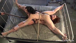 Bondage and punishment with style