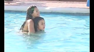 These lesbians know how to give each other back-arching orgasms