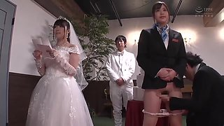 Time Stop Wedding