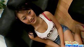 Asian hot babysitter