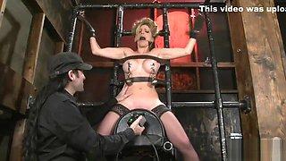 jilena risberg bondage and force orgasms slut 4