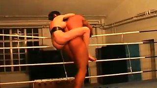 Rude Nude Wrestling