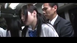 Japanese bus sex 4