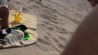 Flash Dick & CUM Beach Passion 16-2015