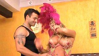 Cleo Cadillac - Queen brazilian carnival