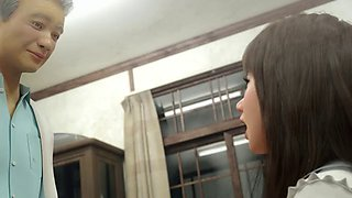 Hentai, japanese, teens, 3d